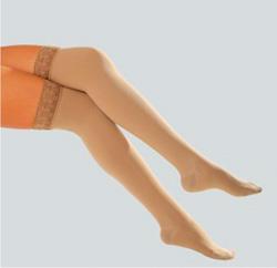 Κάλτσα Άνω Γόνατος-Ανοιχτά δάχτυλα Class IΙ