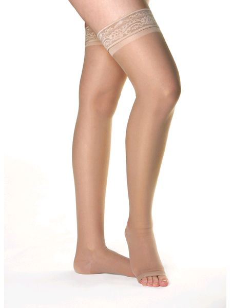 Κάλτσα Ριζομηρίου-Ανοιχτά δάχτυλα Class II