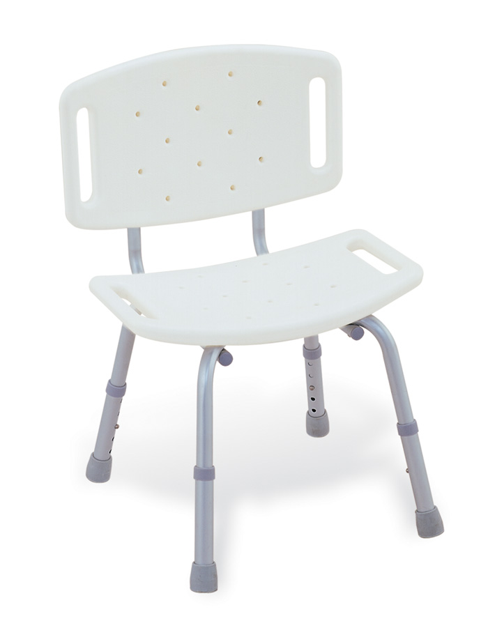 Κάθισμα Μπάνιου - Ντους με Πλάτη | Ορθοπεδικά Είδη
