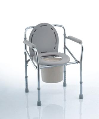 Κάθισμα Τουαλέτας Πτυσσόμενο Αλουμινίου | Ορθοπεδικά Είδη