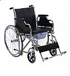 Αμαξίδιο Πτυσσόμενο Απλό Μεγάλοι Τροχοί 60 cm,ΑΠ-ΑΥ-WC | Ορθοπεδικά Είδη